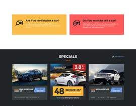 #7 untuk Design a Website Mockup oleh hallotofayel