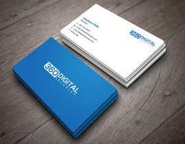 nº 146 pour Business card design par raptor07