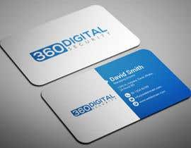 nº 312 pour Business card design par smartghart