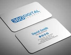 nº 313 pour Business card design par smartghart
