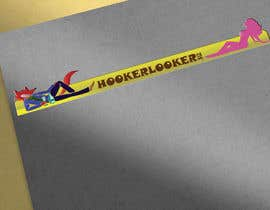 #5 for New logo / header for hookerlooker.biz by SSUM0N