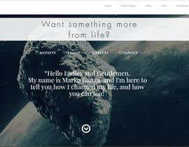 nº 9 pour Design a Kickass Wix Page to Sell a Product par breecsg