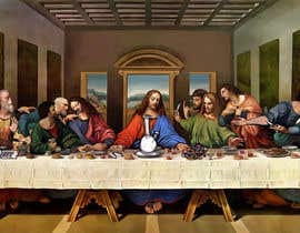 #1 for Illustrate Something parody of the last supper af HomelessChicken