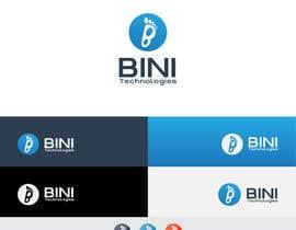 nº 381 pour BINI Technologies Logo Design par Mithuncreation