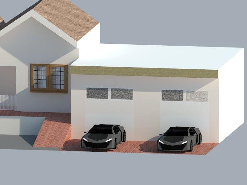 Proposition n°3 du concours House Exterior Render