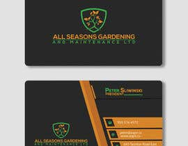 nº 75 pour Design a business card par victorartist
