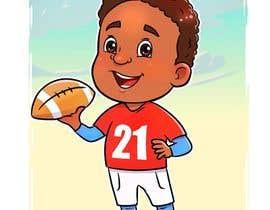 nº 19 pour Illustrator for sports-themed children's book needed par irefirus80