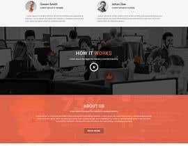 nº 9 pour Design a Website Mockup par yasirmehmood490