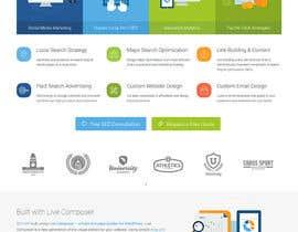 nº 6 pour Design a Website Mockup par hallotofayel