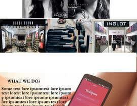 nº 16 pour Design a Website Mockup par lobar08