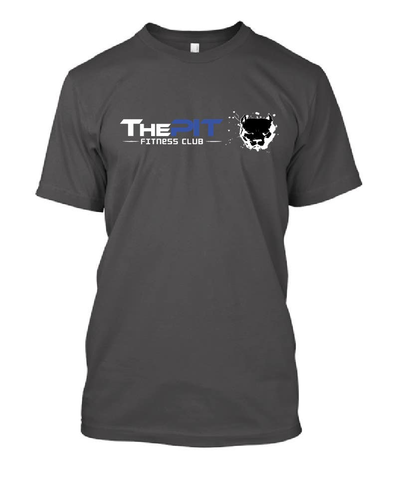 Proposition n°56 du concours Design tshirt for fitness gym