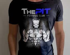 nº 73 pour Design tshirt for fitness gym par krisamando