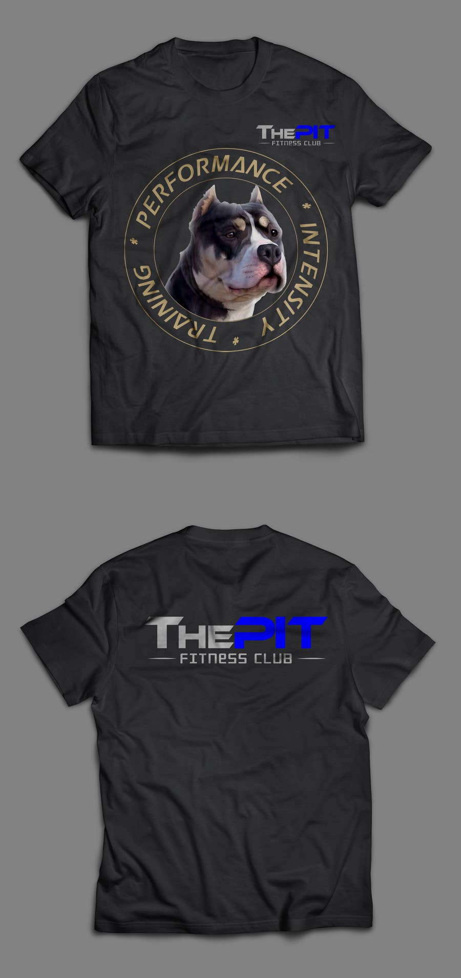 Proposition n°38 du concours Design tshirt for fitness gym