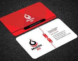 nº 42 pour Design some Business Cards for a Mobile Oil Change Company par mehfuz780