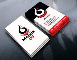 nº 50 pour Design some Business Cards for a Mobile Oil Change Company par ruman254