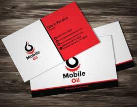 nº 20 pour Design some Business Cards for a Mobile Oil Change Company par sujatasuja