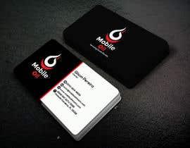 nº 26 pour Design some Business Cards for a Mobile Oil Change Company par sujatasuja