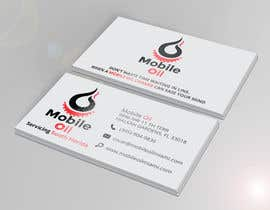 nº 22 pour Design some Business Cards for a Mobile Oil Change Company par hbakbar28