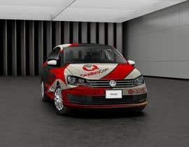 nº 16 pour Car Wrap design par Taravsmemo