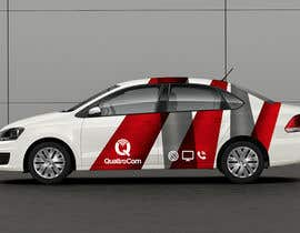 nº 3 pour Car Wrap design par santoroan