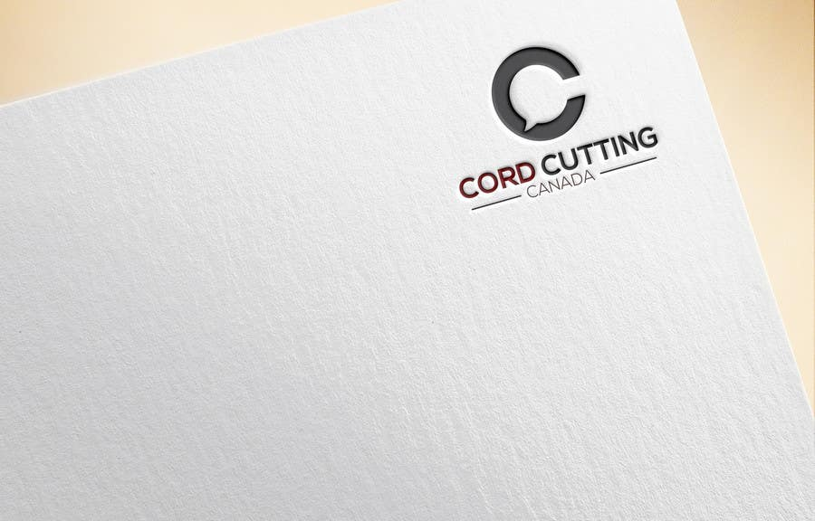 Proposition n°118 du concours Design a Logo for Cord Cutting Canada