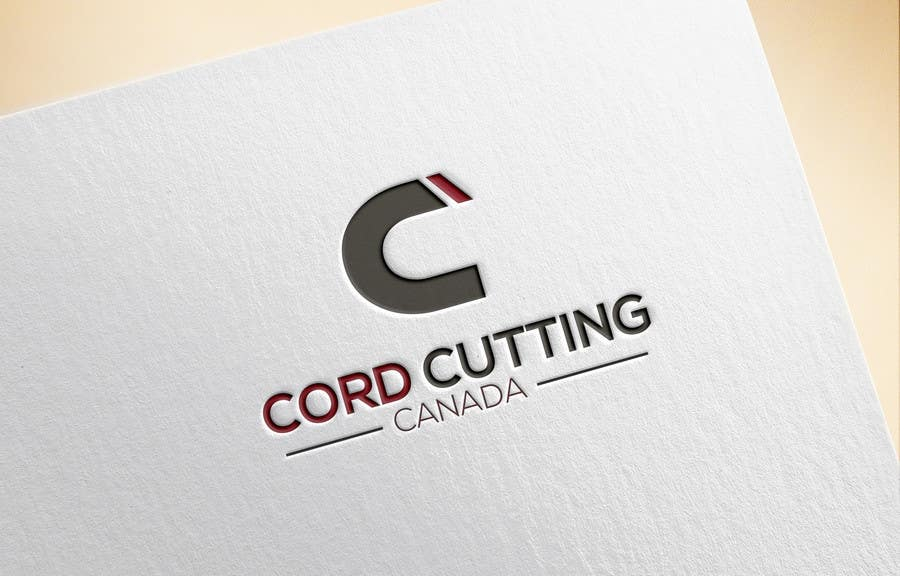 Proposition n°119 du concours Design a Logo for Cord Cutting Canada