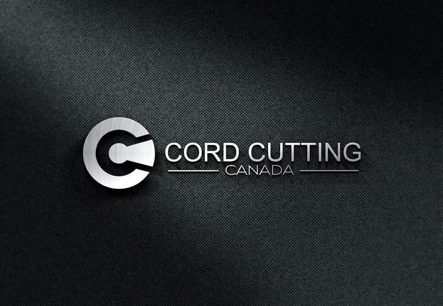 Proposition n°127 du concours Design a Logo for Cord Cutting Canada