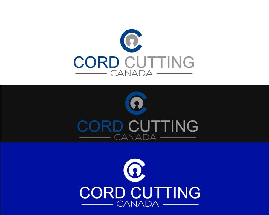 Proposition n°130 du concours Design a Logo for Cord Cutting Canada