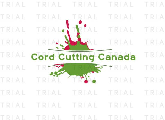 Proposition n°26 du concours Design a Logo for Cord Cutting Canada