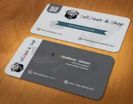 nº 23 pour business cards for mobile repair and parts sales par shahed367