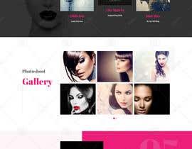 nº 27 pour Design a Website Mockup par doomshellsl