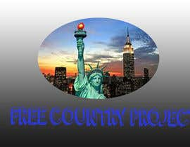 nº 3 pour Logo for the Free County Project par bpisakib279