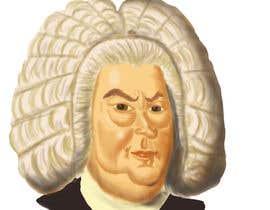 nº 26 pour Cartoonize Classical composers par abhikabn
