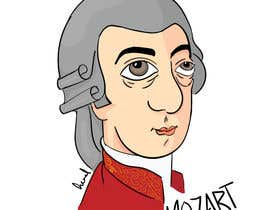 nº 11 pour Cartoonize Classical composers par hendmoawad02