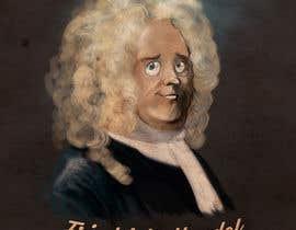 nº 14 pour Cartoonize Classical composers par kirasicart