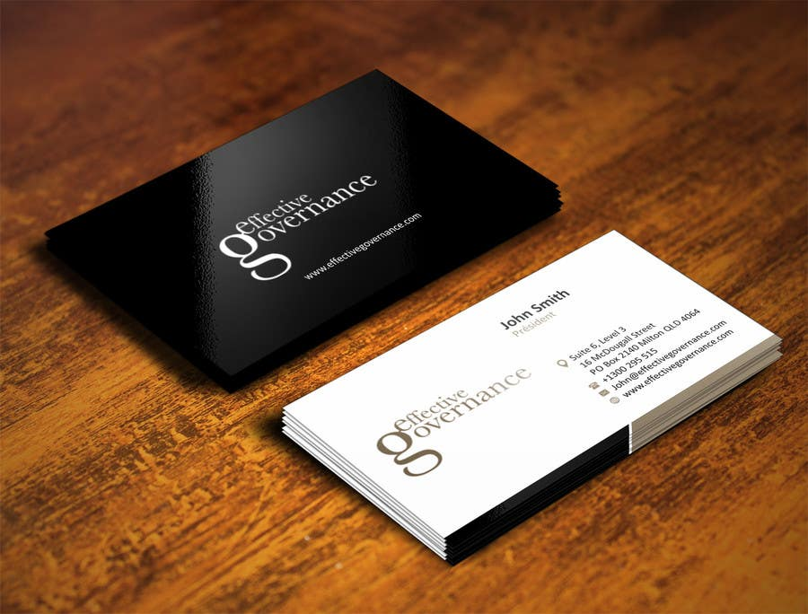 Entry #9 by ezesol for Design a business card for Denise Morton ...