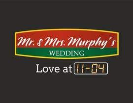 nº 27 pour Wedding Invitation Logo par masudrayhanlam