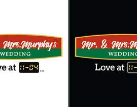 nº 25 pour Wedding Invitation Logo par KianooshBC