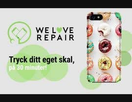 nº 23 pour We Love Repair - Video ad for mall par JamesArq
