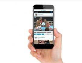 nº 59 pour need a graphic mockup for a mobile app par ogieenike