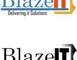 nº 149 pour Logo Design for my company (BlazeIT) par roymille