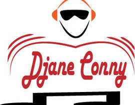 #12 untuk Create a logo for a DJane (Rockabilly, Psychobilly, Rock'n Roll) oleh DidikSantoso