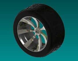 nº 18 pour Deign Wheels for 1959 corvette par miguelortiz17