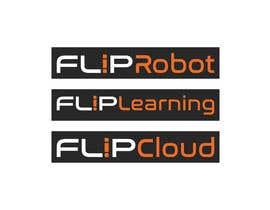 nº 563 pour FlipRobot logo par aFARTAL