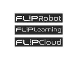 nº 601 pour FlipRobot logo par aFARTAL
