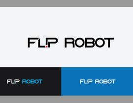 nº 609 pour FlipRobot logo par DESKTOP76