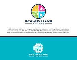 nº 165 pour Logo for Geo-Drilling, Environmental, Site Classes (Soil Testing) par zuhaibamarkhand