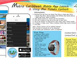 nº 16 pour Metro Caribbean Mobile App Launch Contest par Hendhabib