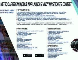 nº 15 pour Metro Caribbean Mobile App Launch Contest par roy91591