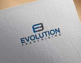nº 186 pour Logo For Consulting Firm - EVOLUTION FRANCHISING par zasimh24